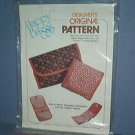 Sewing Pattern Happy Bags Designer's Organizer & French Wallet. One Size
