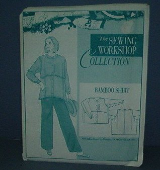 Sewing Pattern, Sewing Workshop, Bamboo Shirt  Size 8 - 18