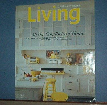 Magazine - Martha Stewart Living - No. 170 January 2008