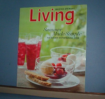 Magazine - Martha Stewart Living - No. 176 July 2008