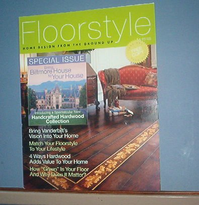 Magazine - Floorstyle - Home Design  - Biltmore House - Beautiful