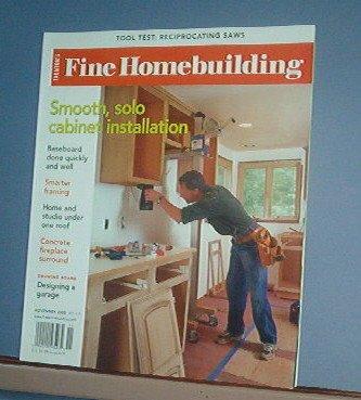Magazine - FINE HOMEBUILDING Taunton's No. 174 Nov 2005