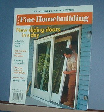 Magazine - FINE HOMEBUILDING Taunton's No. 169 March 2005
