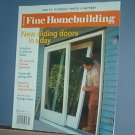 Magazine - FINE HOMEBUILDING Taunton's No. 169 March 2005