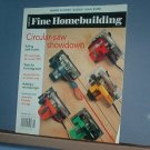 Magazine - FINE HOMEBUILDING Taunton's No. 168 January 2005