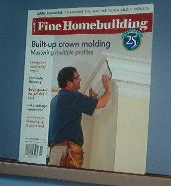 Magazine - FINE HOMEBUILDING Taunton's No.182 November 2006