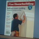 Magazine - FINE HOMEBUILDING Taunton's No.182 November 2006