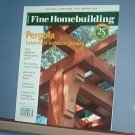 Magazine - FINE HOMEBUILDING Taunton's No.178 May 2006