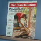 Magazine - FINE HOMEBUILDING Taunton's No. 188 July 2007