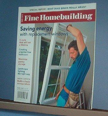Magazine - FINE HOMEBUILDING Taunton's No. 185 March 2007