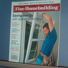 Magazine - FINE HOMEBUILDING Taunton's No. 185 March 2007