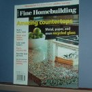 Magazine - FINE HOMEBUILDING Taunton's No. 194 May 2008