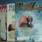 Magazines - Massage & Bodywork Feb/Mar 2000, Aug Sept 2004, April/May & Dec/Jan 2005