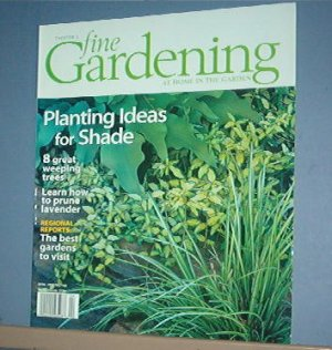 Magazines - Taunton's Fine Gardening - April 2005 No. 102