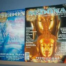 Magazines - Sedona Journal of Emergence - June 2004 and August 2003
