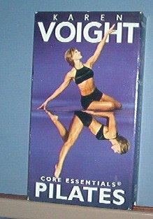Exercise - Pilates - Karen Voight - Core Essentials