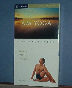Exercise - A.M. Yoga for beginners. Awaken Stretch & Energize with Rodney Yee