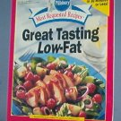 Cooking - Pillsbury - Great Tasting Low-Fat Recipes