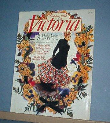 Magazine - VICTORIA - Like New -  October 1992
