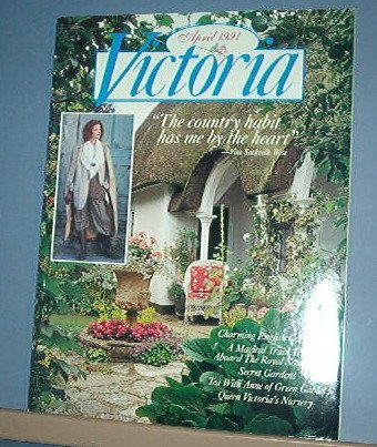 Magazine - VICTORIA - Like New  - April 1991