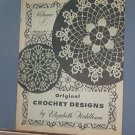 Crochet Pattern Magazine  - Original Crochet Designs by Elizabeth Hiddleson  #3