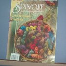 Spinning Magazine - Spin-Off Your Handspinning Community  -  Spring 2003