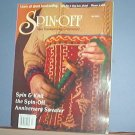 Spinning Magazine - Spin-Off Your Handspinning Community  - Fall 2001