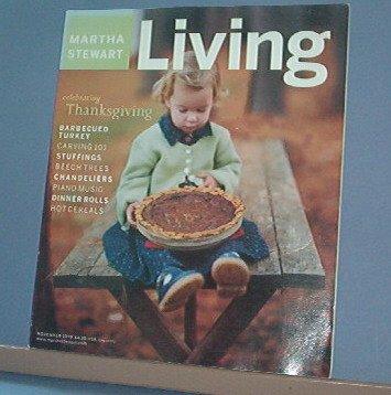Magazine - Martha Stewart Living - No. 74 Nov 1999