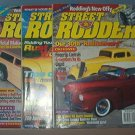 Magazine - Street Rodder  - May, August and October 2002