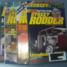 Magazine - Street Rodder - Feb - June, Aug, Sept & Dec 2005
