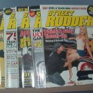 Magazine - Street Rodder  - Feb, Mar, May - Aug, 2007 6 issues