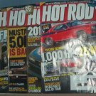 Magazine - Hot Rod - Jan - April 2010, Nov 2009, April 2007