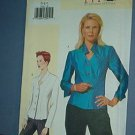 Sewing Pattern:  Vogue 7360 Petite Blouse -- Size 12, 14 and 16