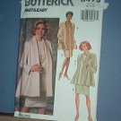 Sewing Pattern: Butterick 6473 Jacket, dress, top and pull on skirt. Size 12 14 16
