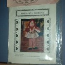 Sewing Pattern Mary Jane Bookend 1982  A-9