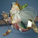 Christmas decoration - Beautiful Christmas Fairy - Under the Sea King