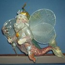 Christmas decoration - Beautiful Christmas Fairy - Under the Sea fairy