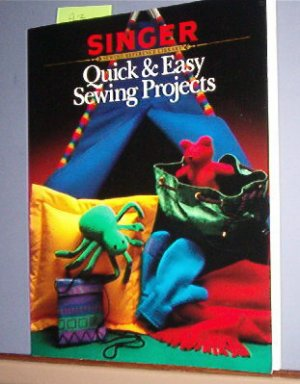 Magazine - Singer Sewing Reference Library  - Quick & Easy Sewing Projects