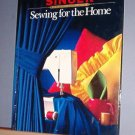 Magazine - Singer Sewing Reference Library  - Sewing for the Home