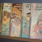 Books - The Bobbey Twins Adventures - 6 books - great shape