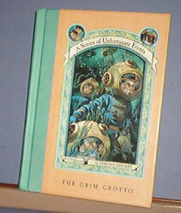 Books - A Series of Unfortunate Events, The Grim Grotto, Book the Eleventh, HB First Edition