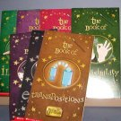 Books - 7 Magic Books, Magic University, Scholastic, Paperback, like new.