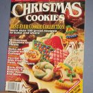 Magazines - Christmas Coookies - Better Homes and Gardens - like new 110 recipes