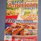 Magazines - Taste of Home Great American Cookout. 176 family favorites.  Like New