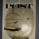 Magazine - Saturday Evening Post - January 6, 1962 - Excellent Shape