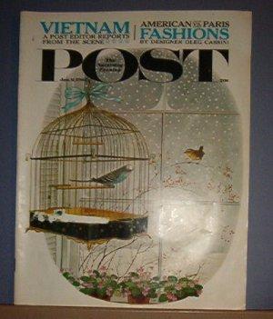 Magazine - Saturday Evening Post - January 6, 1962 - Excellent Shape