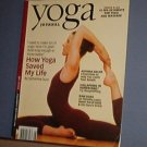 Magazine - Yoga Journal - August 2000- How Yoga Saved My Life