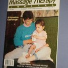Magazine - Massage Therapy Journal - Fall 1991 - Vol 30 #4 - Romanian Orphanage
