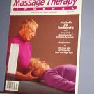 Magazine - Massage Therapy Journal - Winter 1994 Vol 33 NO. l Fritz Smith and Zero Balancing