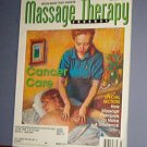 Magazine - Massage Therapy Journal - Fall 2000 Cancer Care
